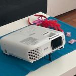 Epson 1080p projector for home theater setup