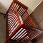 Delta 3 in baby crib