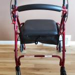Wheeled Walker for Seniors