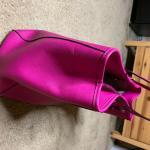Pink Michael Kori purse