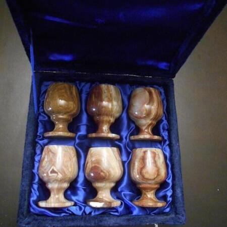 Photo of 6 Ceramic Egg Cup Collection