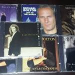 Set of 7 Michael Bolton CDs