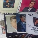John F. Kennedy Memorial Items