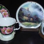 Decorative Cup & Plate Collectibles