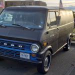 1972 Ford Econline Van