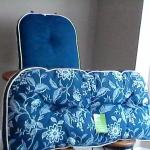 Martha Stewart 4 seat cushions/1 love seat cushion