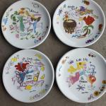 Karen Rossi plates