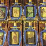 Complete boxed set 1960s Beam's Choice
