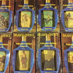 Photo of Complete boxed set 1960s Beam's Choice