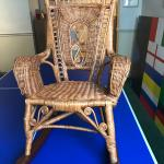 Wicker Child rocker