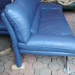 Leather Sofa & Loveseat Set