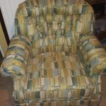 LAZY BOY SWIVEL ROCKER
