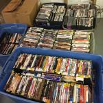 Over 1100 DVD's! Looking to sell all for one price!