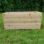 Cedar Planter Boxes/Raised Garden Beds