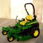 2009 John Deere Zero Turn Mower Z-TRAK