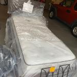 Twin bed from DeMeyer furniture