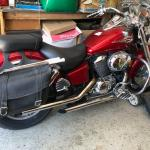 2003 Honda Ace Shadow