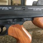 Airsoft Tommy Gun