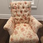 2 Arhaus Harrison Chairs