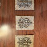 Stone Wall Plaques