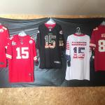 KC Chiefs stitched jerseys