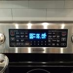 Samsung Duo-Flex Electric Range NE59J7850WS