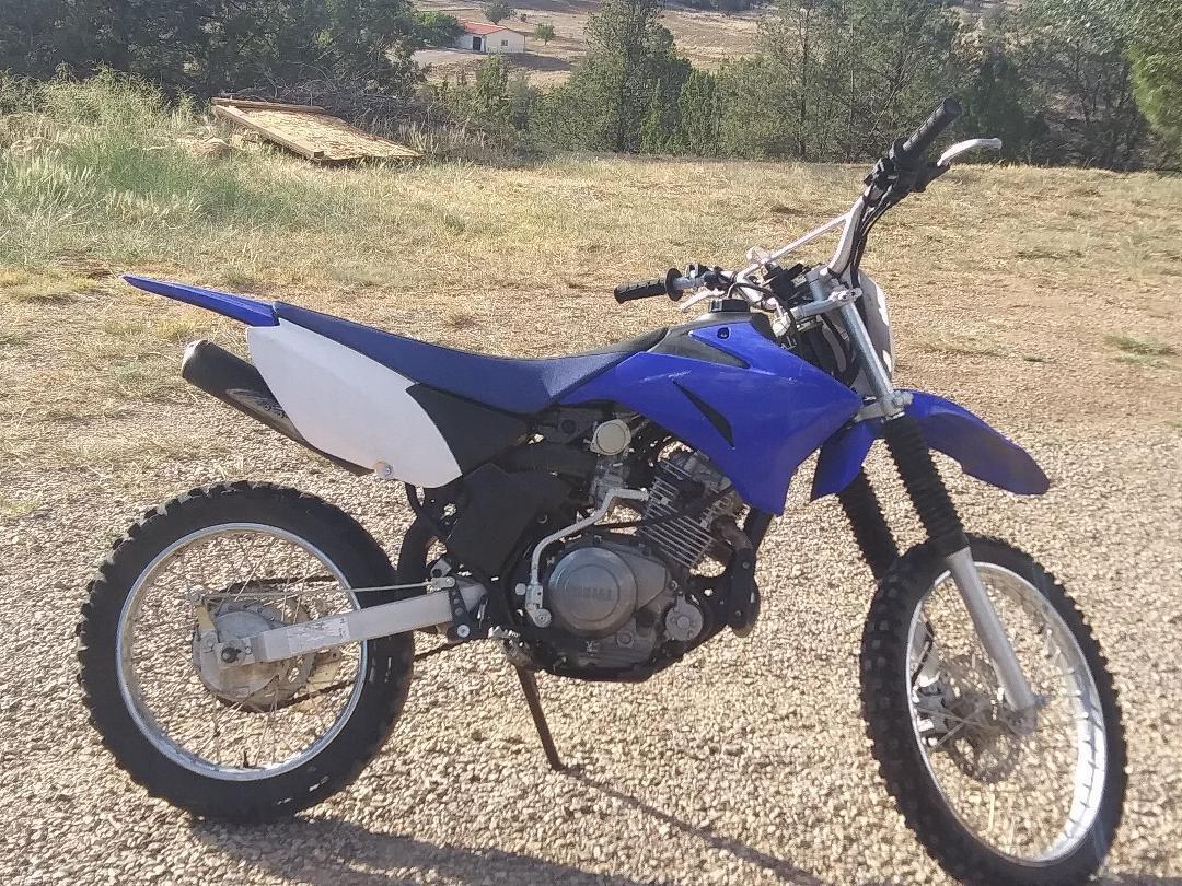 Photo 1 of 125 Yamaha YZ 4 Stroke