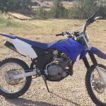 125 Yamaha YZ 4 Stroke