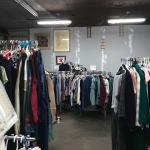 LEFT OVER CLOTHING FROM NON-PROFIT RUMMAGE SALE