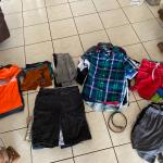 Boy Clothes size 8 T to 10T, shoes, Toys, Books and DVD's
