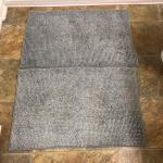 Grey bathroom rugs