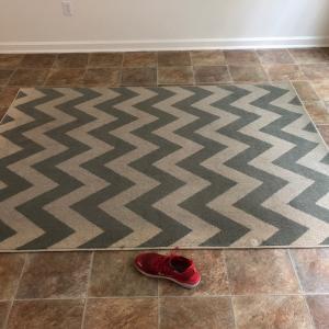 Photo of Ikea rug