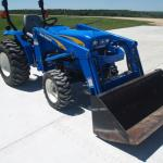 2008 New Holland T1510 4WD Tractor