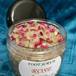 Mediterranean Sea Salt Exfoliating Foot/Body Scrub