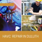 Indoor Air Conditioner Repair in Duluth