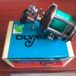 New never used Olympia DS-6 Trolling Reel