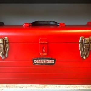 Photo of Refurbished Craftsman Toolbox