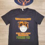 Chicago Bears Fan T-shirt / Mask combo !