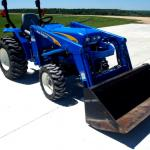 30HP Tractor with loader
