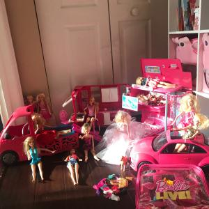 Photo of Barbie Collection