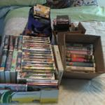 27 Walt Disney VHS Tapes & Other DVDs