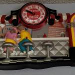 Coca-Cola Vintage Clock