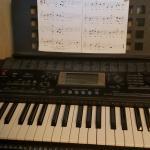 Yamaha  PSR 420 keyboard