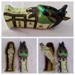 Egyptian decor series