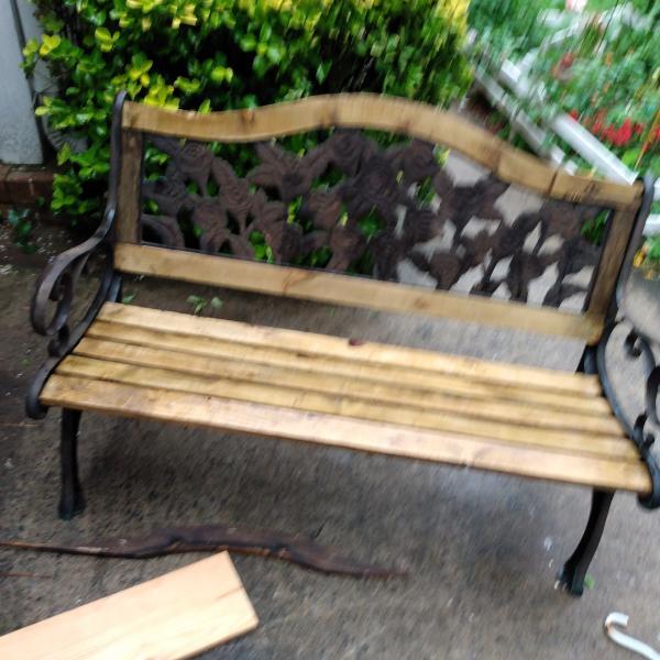 Photo of Garden bench