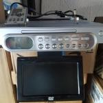 Radio / DVD Player