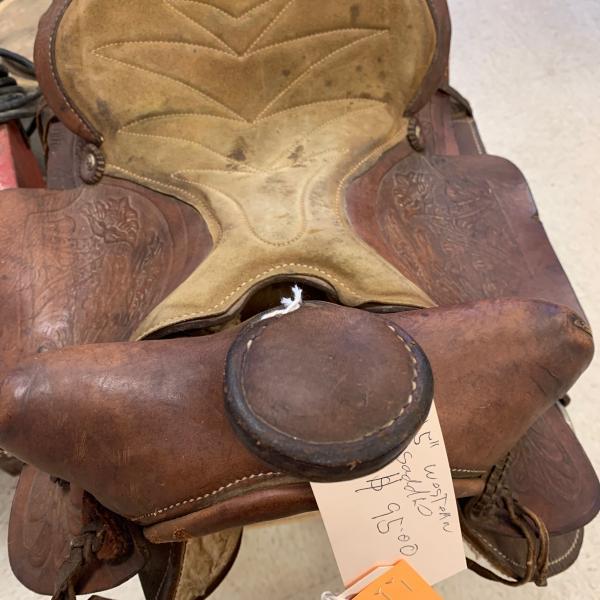 Photo of Saddle