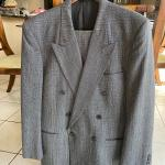 Men Suits Large and Xlarge $30., Drill Press, Table Saw, Spare Tire,