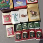 keepsake Christmas items