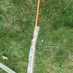 Brass Duck Head Walking Stick/Cane
